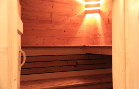 sauna - menuiserie chamonix