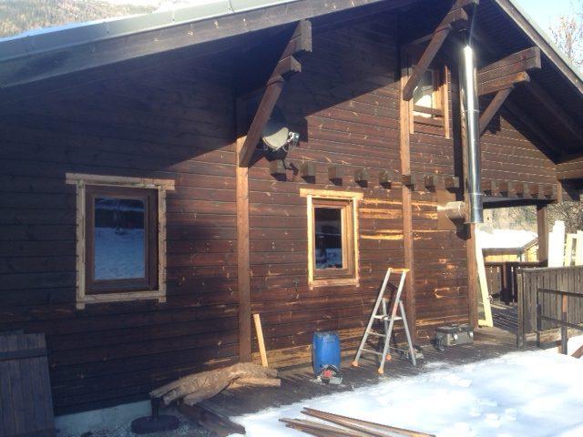 Rénovation bois